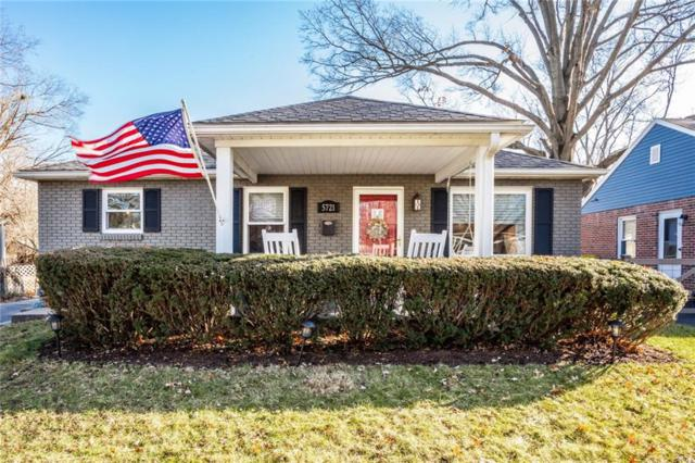 5721 Indianola Avenue, Indianapolis, IN 46220 (MLS #21613096) :: Mike Price Realty Team - RE/MAX Centerstone