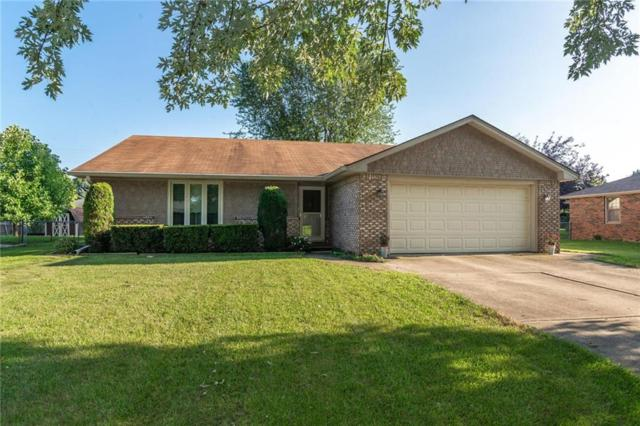 1525 E 43rd Street E, Anderson, IN 46013 (MLS #21613108) :: Mike Price Realty Team - RE/MAX Centerstone