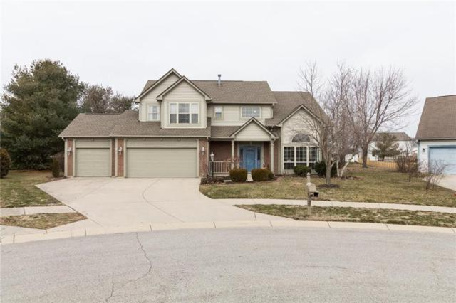 5544 Homestead Court, Plainfield, IN 46168 (MLS #21613134) :: Mike Price Realty Team - RE/MAX Centerstone