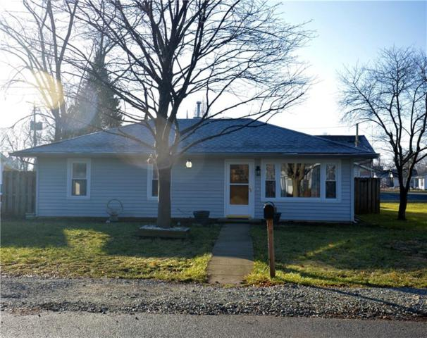 675 W Seventh Street, Greenfield, IN 46140 (MLS #21613163) :: Mike Price Realty Team - RE/MAX Centerstone