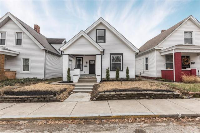 725 Cottage Avenue, Indianapolis, IN 46203 (MLS #21613191) :: AR/haus Group Realty