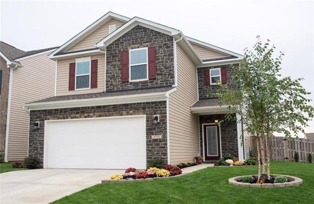 5776 Open Fields Drive, Whitestown, IN 46075 (MLS #21613232) :: The ORR Home Selling Team