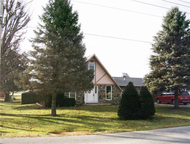 105 W 11th Street, Alexandria, IN 46001 (MLS #21613242) :: The ORR Home Selling Team