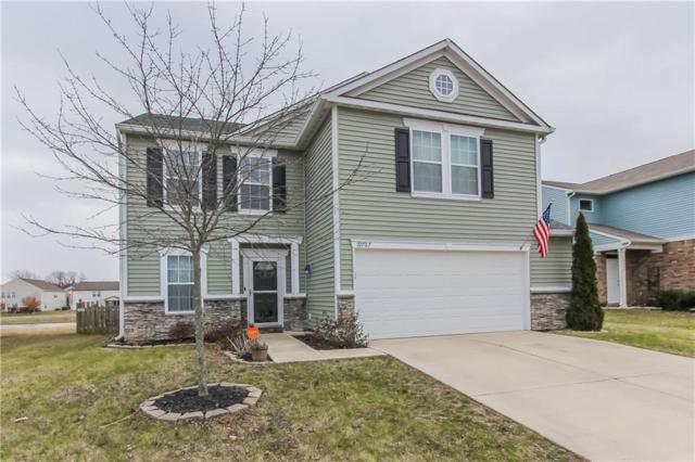 10707 Crackling Drive, Indianapolis, IN 46259 (MLS #21613256) :: The Evelo Team