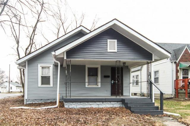 1461 N Gladstone Avenue, Indianapolis, IN 46201 (MLS #21613258) :: Mike Price Realty Team - RE/MAX Centerstone