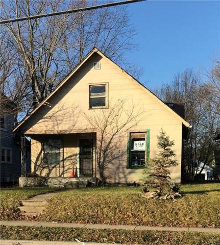 1116 N Rural Street, Indianapolis, IN 46201 (MLS #21613362) :: Mike Price Realty Team - RE/MAX Centerstone