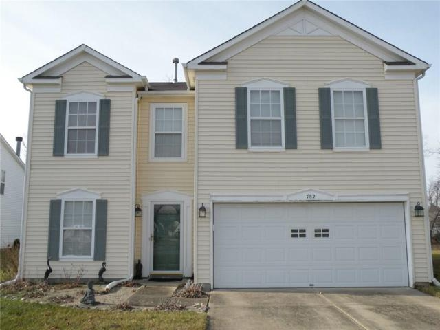 782 Runnymede Court, Greenfield, IN 46140 (MLS #21613390) :: Mike Price Realty Team - RE/MAX Centerstone