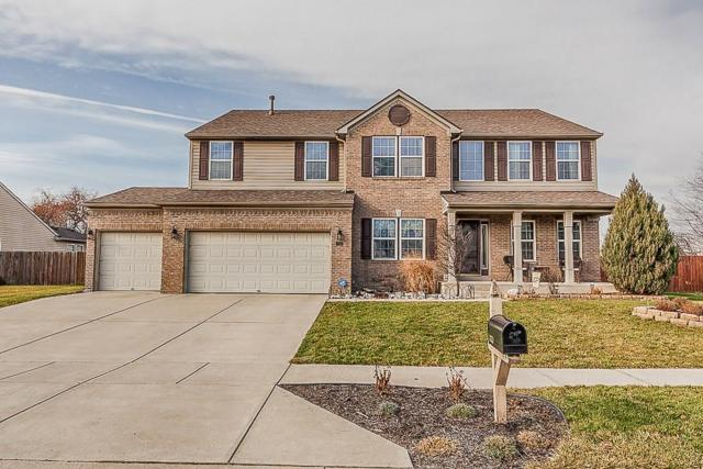 1132 Turfway Drive, Avon, IN 46123 (MLS #21613397) :: Mike Price Realty Team - RE/MAX Centerstone