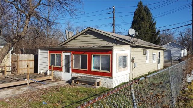 1607 N Alton Avenue, Indianapolis, IN 46222 (MLS #21613406) :: Richwine Elite Group