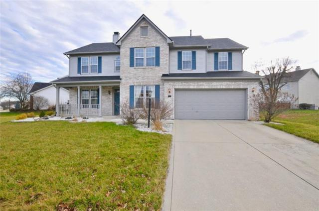 1501 Willshire Drive, Greenwood, IN 46143 (MLS #21613433) :: The ORR Home Selling Team