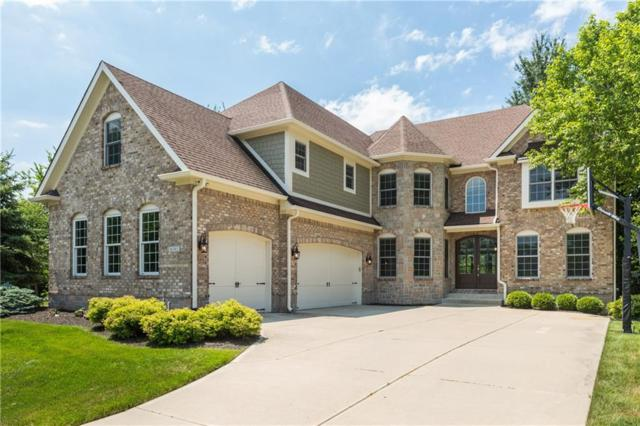 16302 Chancellors Ridge Way, Westfield, IN 46062 (MLS #21613445) :: The Evelo Team
