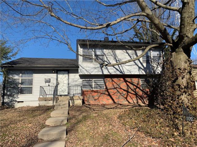 6102 E 43rd Street, Indianapolis, IN 46226 (MLS #21613471) :: The ORR Home Selling Team