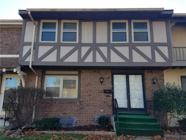 8108 Cheswick Drive, Indianapolis, IN 46219 (MLS #21613480) :: The Indy Property Source