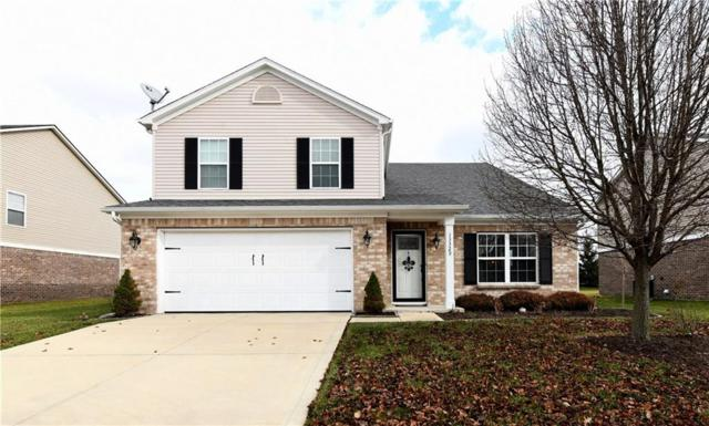 13329 Kimberlite Drive, Fishers, IN 46038 (MLS #21613505) :: Mike Price Realty Team - RE/MAX Centerstone