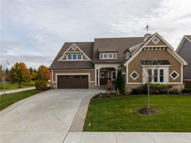 16181 Kinsale Drive, Westfield, IN 46062 (MLS #21613519) :: Mike Price Realty Team - RE/MAX Centerstone