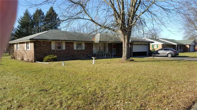 2201 Kitchen Drive, Anderson, IN 46017 (MLS #21613567) :: The ORR Home Selling Team