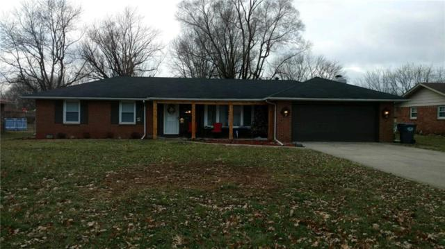 107 S Mustin Drive, Anderson, IN 46012 (MLS #21613572) :: The ORR Home Selling Team