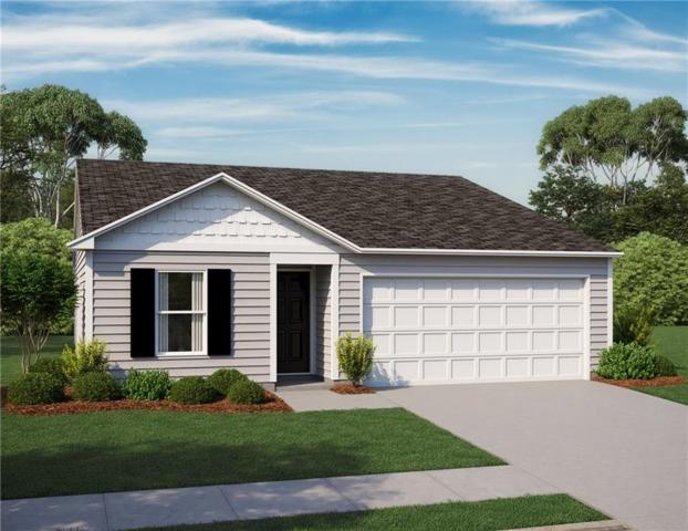 3101 Paule Drive, Yorktown, IN 47396 (MLS #21613578) :: The ORR Home Selling Team