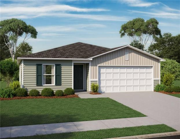 7905 Jordan Boulevard, Yorktown, IN 47396 (MLS #21613605) :: The ORR Home Selling Team
