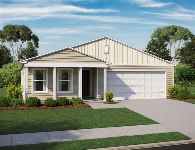 7921 Jordan Boulevard, Yorktown, IN 47396 (MLS #21613612) :: The ORR Home Selling Team