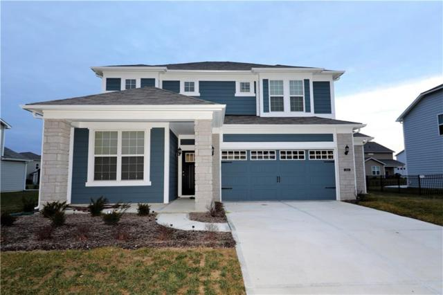 13514 Forest Glade Drive, Fishers, IN 46037 (MLS #21613617) :: AR/haus Group Realty