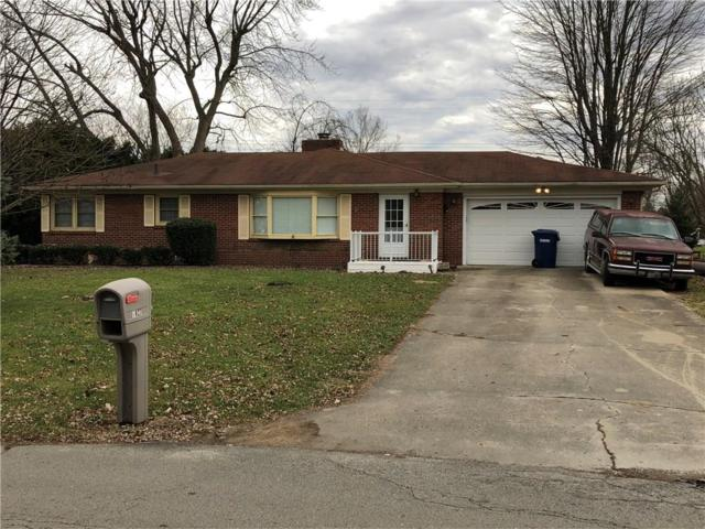 1827 E 45th Street, Anderson, IN 46013 (MLS #21613658) :: Mike Price Realty Team - RE/MAX Centerstone