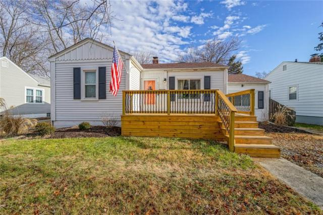 5331 Norwaldo Avenue, Indianapolis, IN 46220 (MLS #21613679) :: Mike Price Realty Team - RE/MAX Centerstone