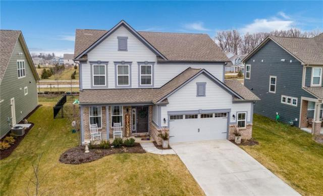 4861 Abigail Drive, Westfield, IN 46074 (MLS #21613723) :: The Evelo Team