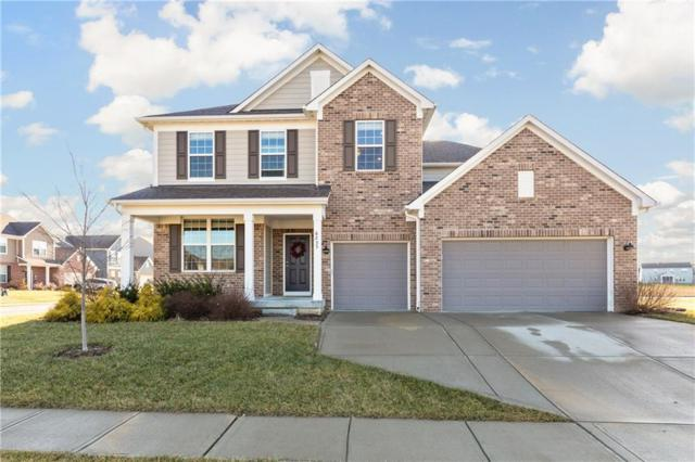 6235 Meadowview Drive, Whitestown, IN 46075 (MLS #21613726) :: Mike Price Realty Team - RE/MAX Centerstone