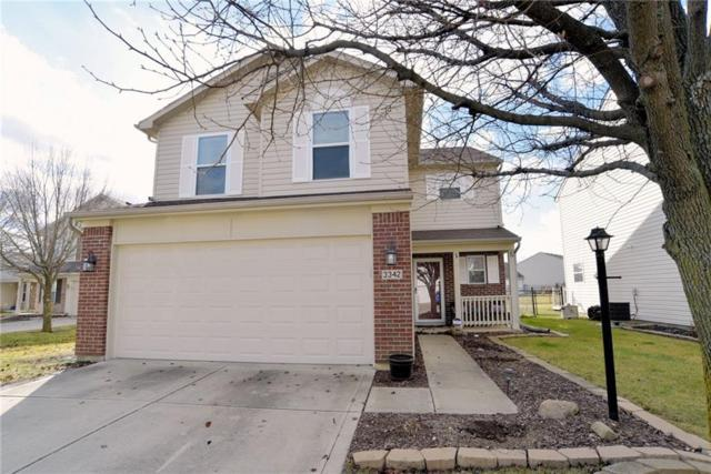 3342 Blue Ash Lane, Indianapolis, IN 46239 (MLS #21613752) :: Mike Price Realty Team - RE/MAX Centerstone