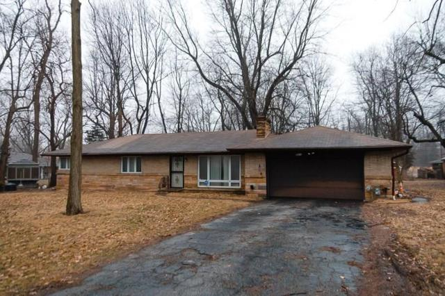3610 Cheviot Place, Indianapolis, IN 46205 (MLS #21613825) :: The ORR Home Selling Team