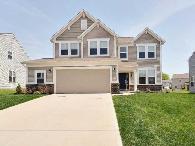1587 Lavender Lane, Greenwood, IN 46143 (MLS #21613834) :: AR/haus Group Realty
