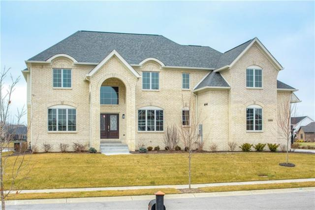 10058 Backstretch Row, Fishers, IN 46040 (MLS #21613841) :: The ORR Home Selling Team