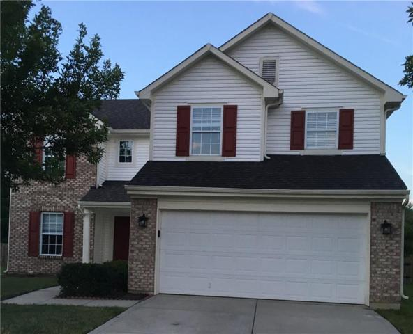 10756 Trailwood Drive, Fishers, IN 46038 (MLS #21613867) :: Mike Price Realty Team - RE/MAX Centerstone