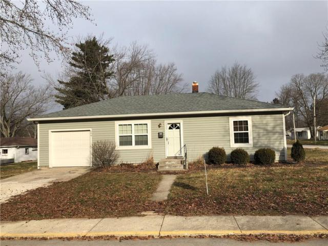604 W Clinton Street, Danville, IN 46122 (MLS #21613873) :: Mike Price Realty Team - RE/MAX Centerstone