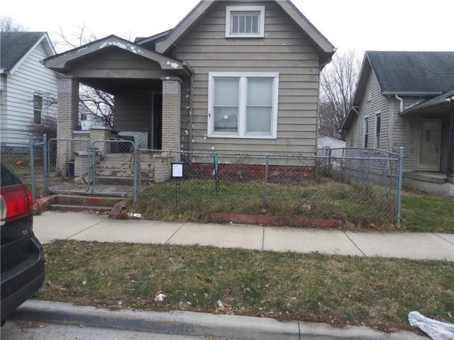 531 E Minnesota Street, Indianapolis, IN 46203 (MLS #21613930) :: Richwine Elite Group