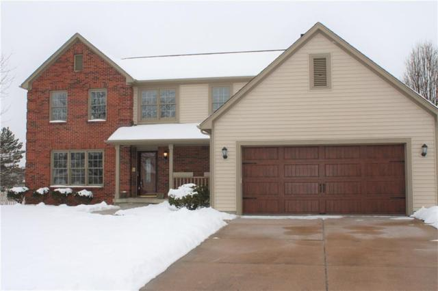 1050 Spanish Lake Drive, Avon, IN 46123 (MLS #21613945) :: Mike Price Realty Team - RE/MAX Centerstone