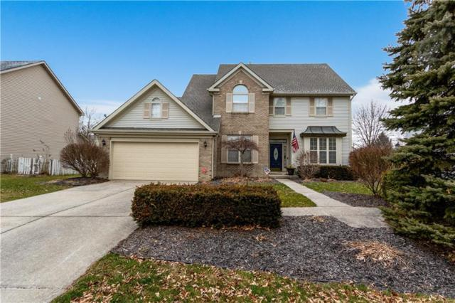 12740 Crystal Pointe Drive, Indianapolis, IN 46236 (MLS #21613952) :: Mike Price Realty Team - RE/MAX Centerstone
