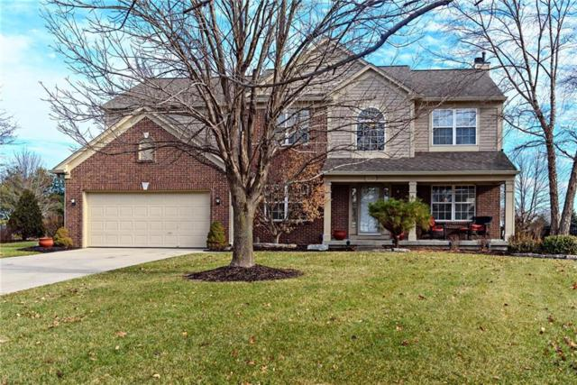 14303 Esprit Drive, Carmel, IN 46074 (MLS #21613978) :: Mike Price Realty Team - RE/MAX Centerstone