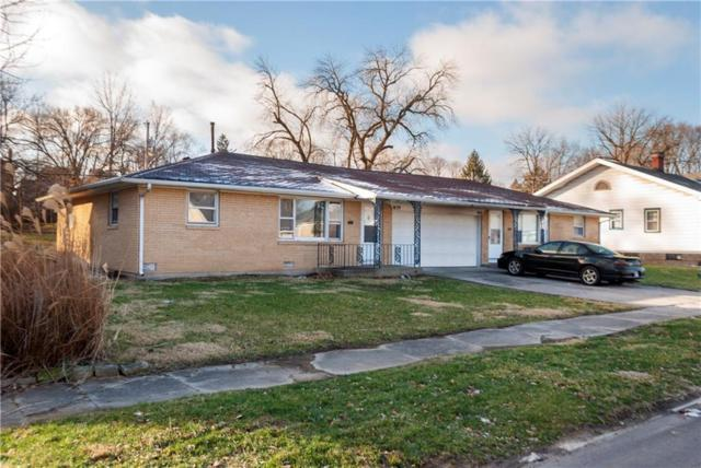 1639 W 9TH Street, Anderson, IN 46016 (MLS #21614003) :: The ORR Home Selling Team