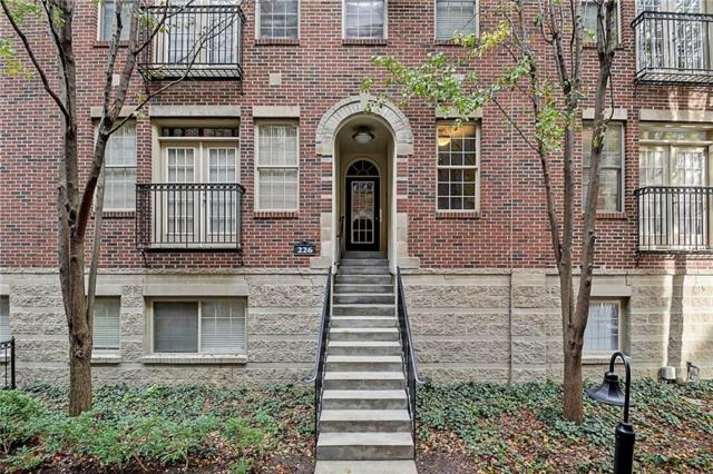 226 N Cleveland Street C, Indianapolis, IN 46204 (MLS #21614020) :: Richwine Elite Group