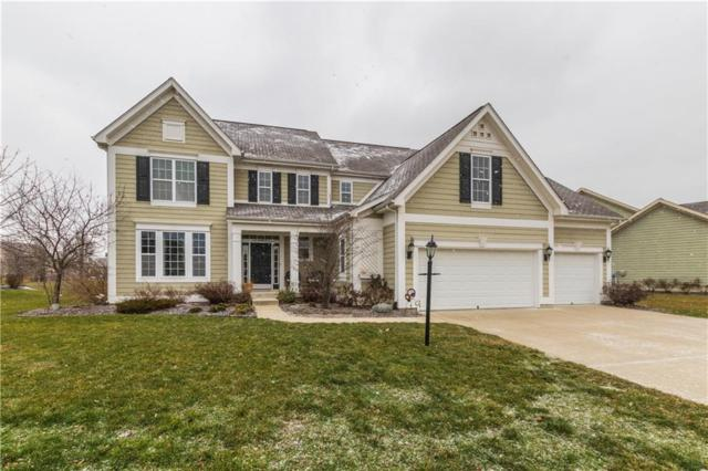 13658 Blooming Orchard Drive, Fishers, IN 46038 (MLS #21614024) :: The ORR Home Selling Team