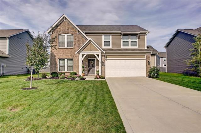 5602 W Woodhaven Drive, Mccordsville, IN 46055 (MLS #21614037) :: The ORR Home Selling Team