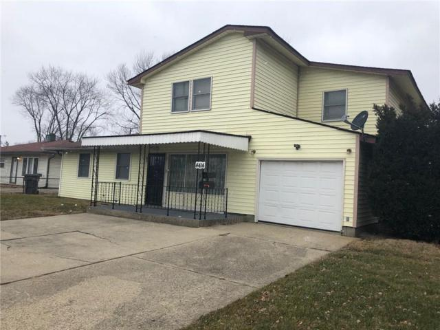 4414 W 30th Street, Indianapolis, IN 46222 (MLS #21614067) :: Mike Price Realty Team - RE/MAX Centerstone