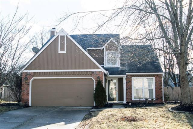 11507 Geist Woods Drive, Indianapolis, IN 46236 (MLS #21614068) :: Mike Price Realty Team - RE/MAX Centerstone
