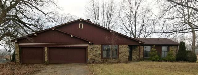 8309 Tanager Lane, Indianapolis, IN 46256 (MLS #21614078) :: AR/haus Group Realty