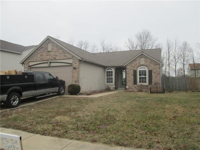 11110 Dura Drive, Indianapolis, IN 46229 (MLS #21614145) :: The ORR Home Selling Team