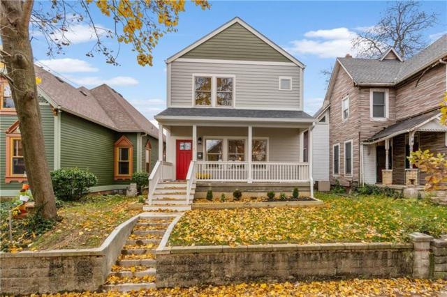 1315 Sturm Avenue, Indianapolis, IN 46202 (MLS #21614159) :: Mike Price Realty Team - RE/MAX Centerstone