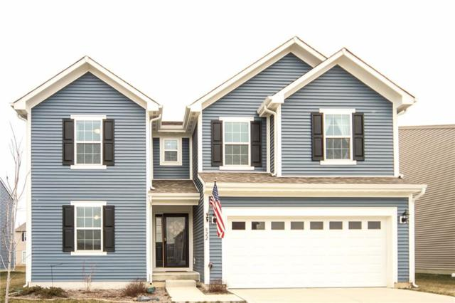 822 Kelly Pass, Greenwood, IN 46143 (MLS #21614214) :: Mike Price Realty Team - RE/MAX Centerstone