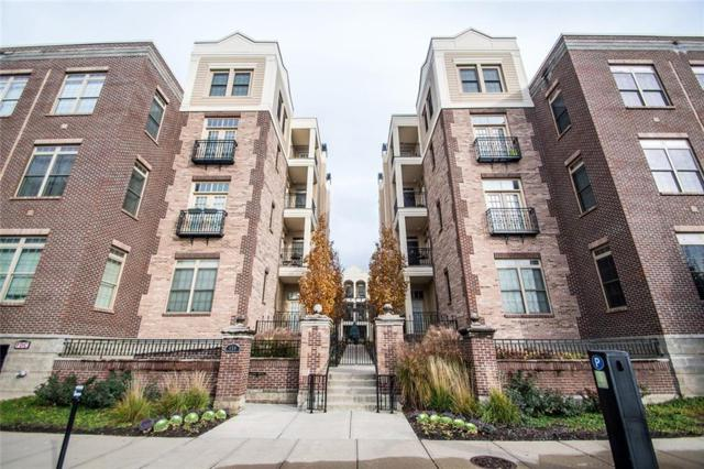 450 E Ohio Street #217, Indianapolis, IN 46204 (MLS #21614217) :: FC Tucker Company